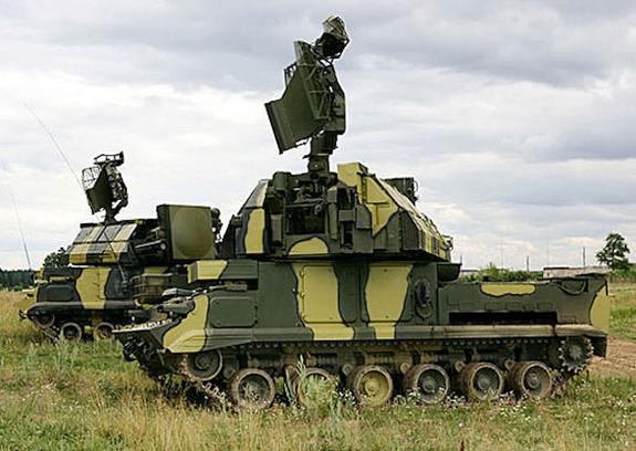 Американское издание назвало российскую систему ПВО самой мощной в мире