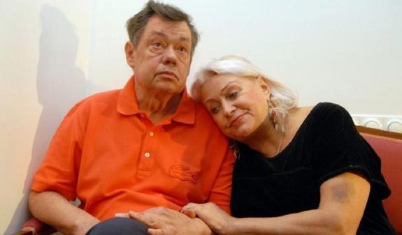 После смерти Караченцова Людмила Поргина решила ухаживать за его другом