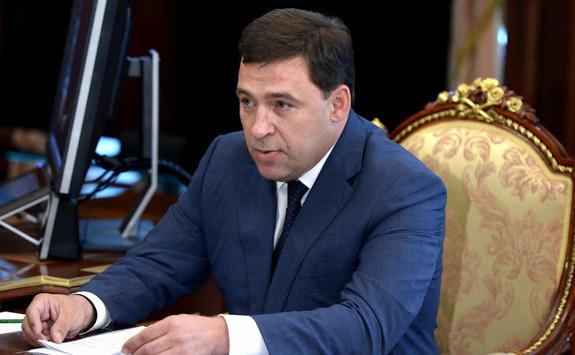 Свердловский губернатор отреагировал на скандальное заявление своей подчиненной