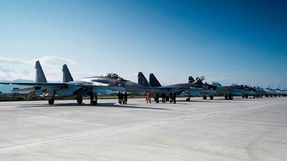 Минобороны: самолет США был перехвачен у российской границы