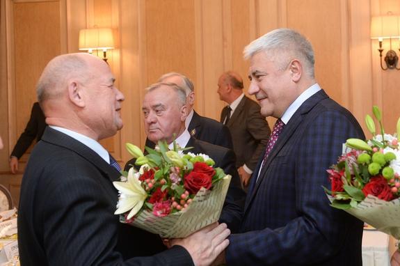 В Москве состоялось чествование ветеранов органов внутренних дел