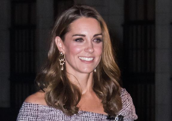 Стали известны секреты феноменального похудения герцогини Кэтрин