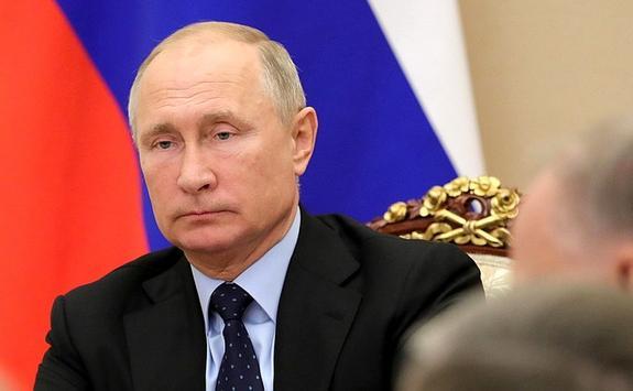 Путин отстранил от должности генерала МВД Башкирии Михайлова