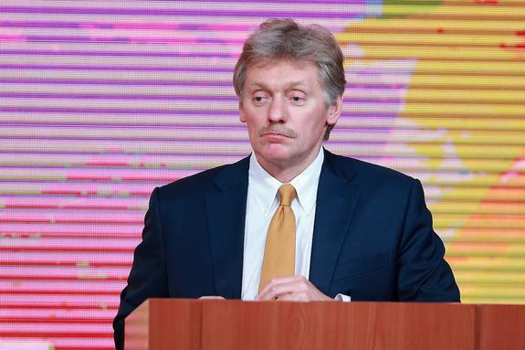 Песков: Россия не вмешивалась в выборы ни в одной стране мира