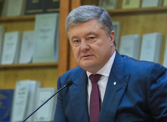 Порошенко: РПЦ нечего делать на территории Украины