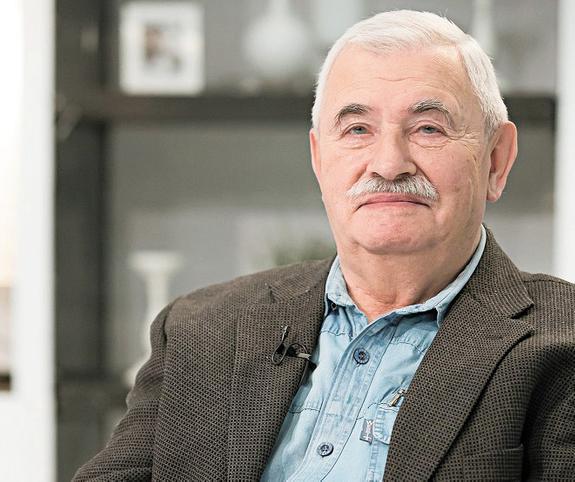 Анатолий Салуцкий: «Немой набат» –  книга про то, что сейчас происходит
