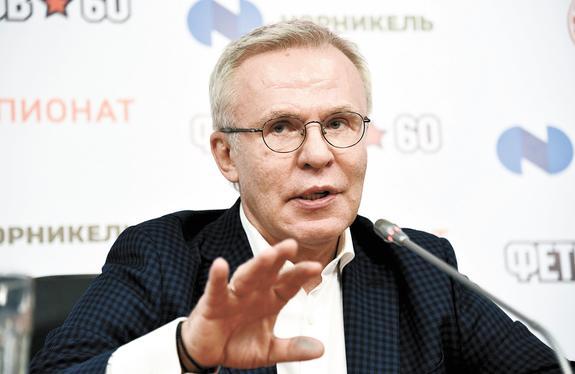 Фетисов видел КХЛ иначе