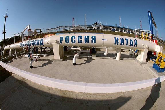 Россия– главный поставщик нефти в Китай. На очереди– газ