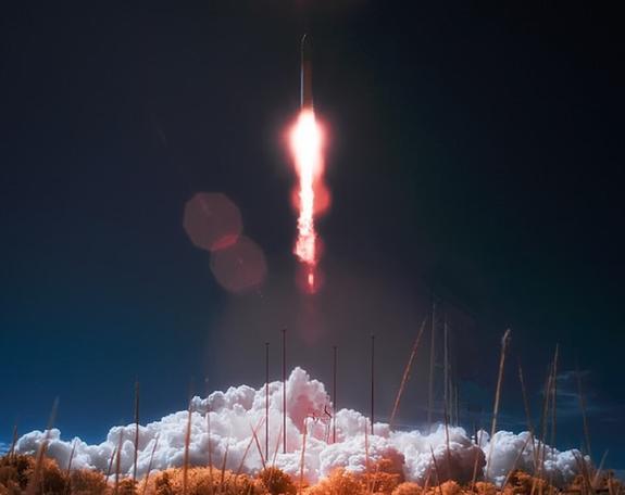 ВВС США испытали баллистическую ракету Minuteman III