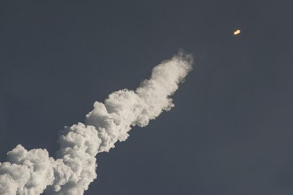 В России прокомментировали запуск ВВС США ракеты Minuteman III