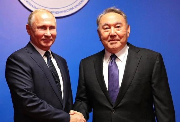 Россия и Казахстан подписали план совместных действий до 2021 года