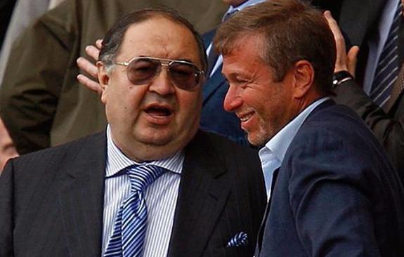 АН публикует список российских олигархов из перечня интересов Великобритании