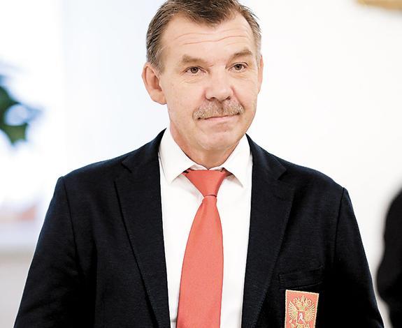 Знарок вернулся в сборную России