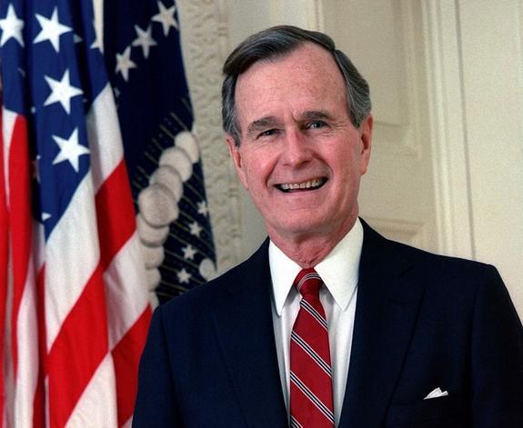 Бывший президент США Джордж Буш — старший умер на 95-м году жизни