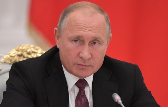 Владимир Путин выразил соболезнования в связи с кончиной Джорджа Буша-старшего