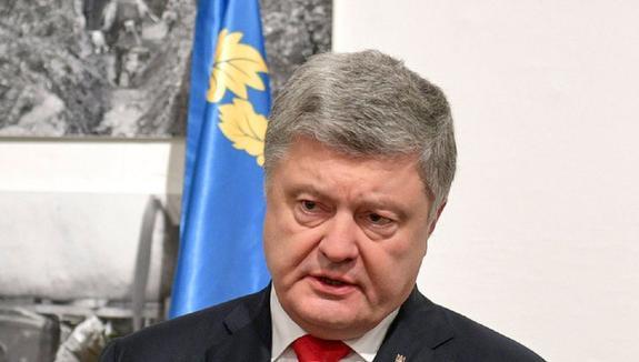 Порошенко объявил начало сборов резервистов в украинских областях