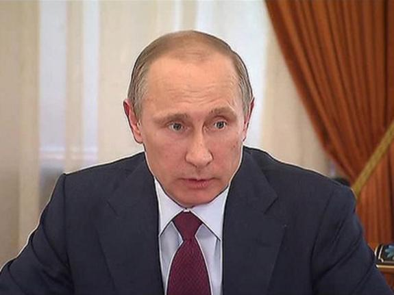 Путин: Западу нечего возразить на аргументы РФ по Керченскому проливу