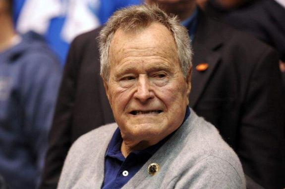 Экс-госсекретарь США рассказал о последних словах Буша-старшего
