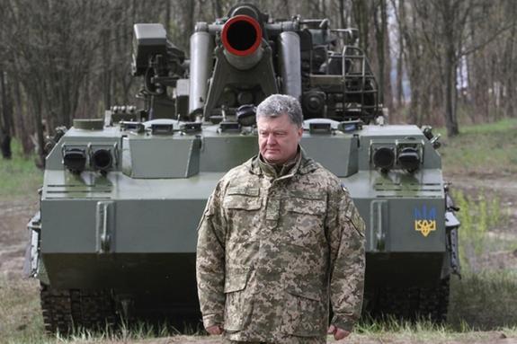 Порошенко: Россия намерена захватить Бердянск и Мариуполь