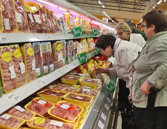 ФТС заявила о резком росте количества санкционных товаров в РФ