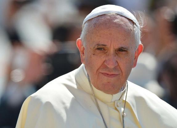 Папа Римский обеспокоен гомосексуализмом среди священников