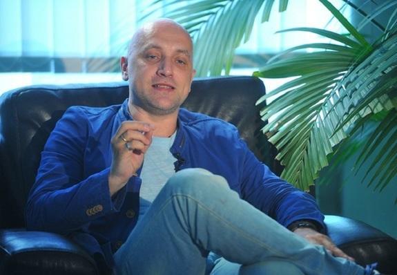 Захар Прилепин назначен  заместителем худрука МХАТа