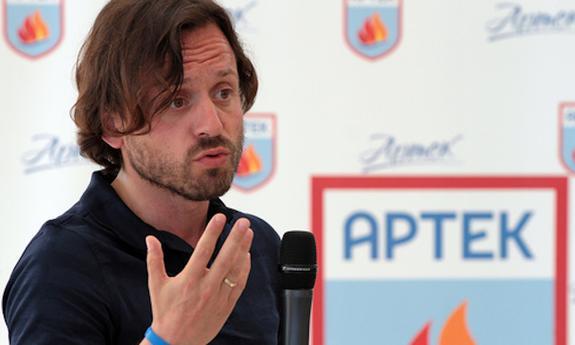 Директор международного детского центра «Артек» - Алексей Каспржак - уволился