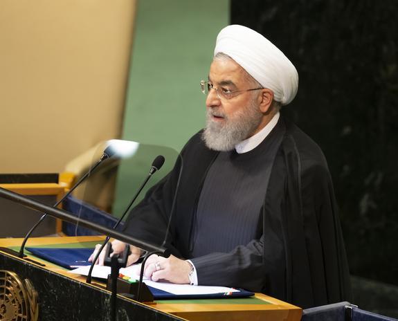 Роухани заявил, что Трамп несколько раз запрашивал переговоры с Ираном