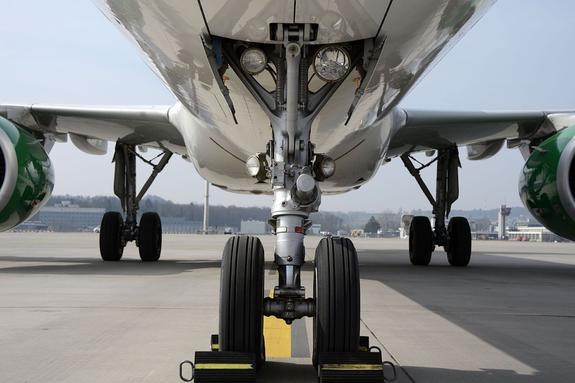 Самолет, летевший из Сочи в Краснодар, совершил вынужденную посадку