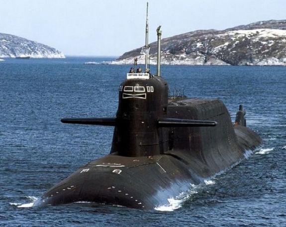 ВМС США к поиску российских подлодок привлекут бактерии