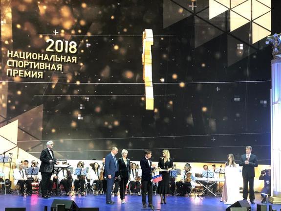 Программа «Все на Матч!» взяла «Национальную спортивную премию»