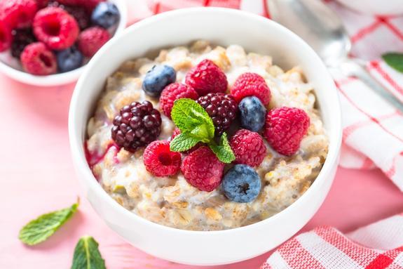 Калорийность пищи у пожилых