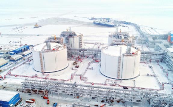 Россия газифицирует Аляску