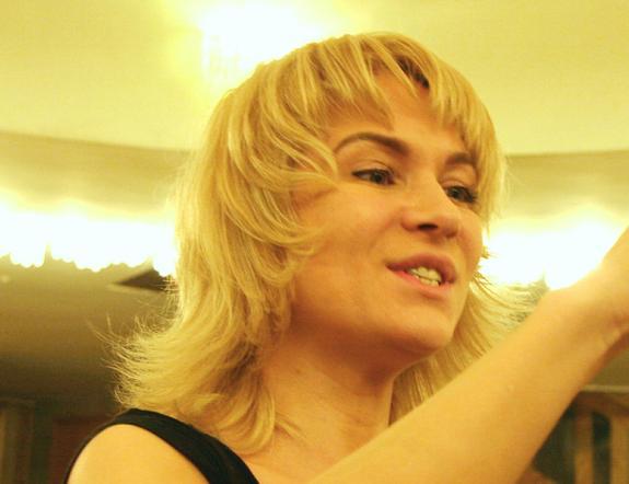 Виктория Макарская призналась, что много раз хотела уйти от мужа