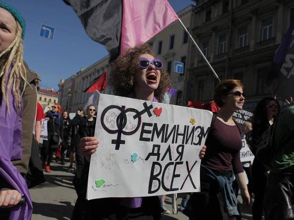 Почему в России не прижился феминизм?
