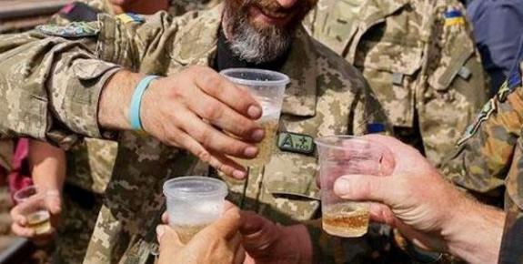 Поздняя пьянка в 72 бригаде обернулась смертью одного из собутыльников
