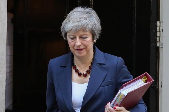 Тереза Мэй допустила, что Британия не выйдет из ЕС