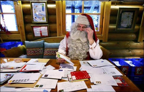 Скоро Новый год: о чем просят Деда Мороза