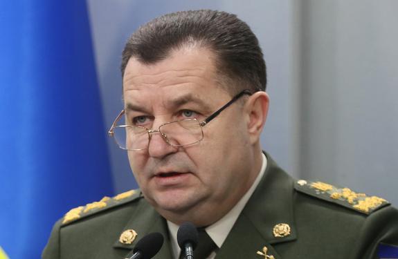 Полторак: украинские корабли продолжат ходить через Керченский пролив