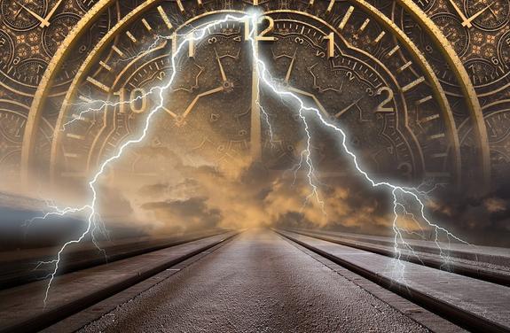 """""""Путешественник во времени"""" рассказал, что произойдет в мире в ближайшие 10 лет"""