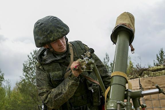 Три сценария появления армии России в охваченном войной Донбассе назвали в сети