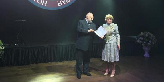 Депутаты ЗСК поздравили кубанских нотариусов