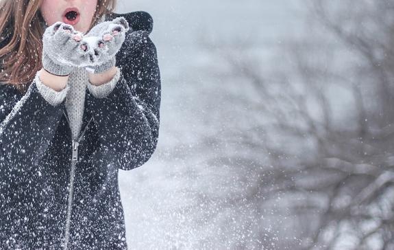 На выходных в Москве установится настоящая зимняя погода