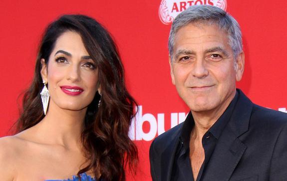 Дети Джорджа Клуни сразили весь мир красотой и обаянием