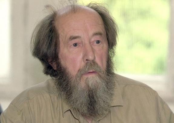 Столетие Солженицына