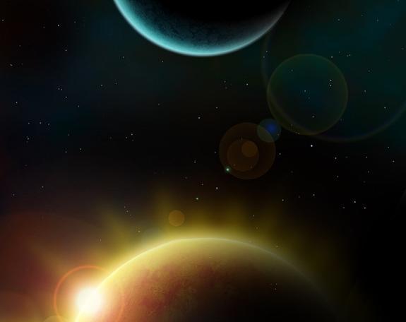На снимках NASA обнаружили ангелоподобный НЛО
