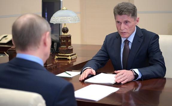 Рейтинг Олега Кожемяко задыхается в угольной пыли
