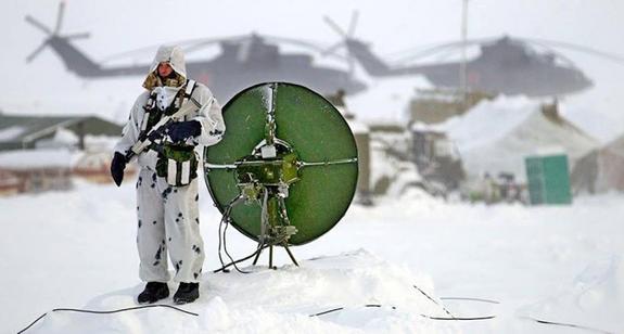 Арктика становится «внутренним озером» России