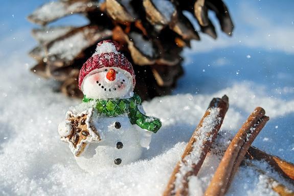 Новый год в Москве будет снежным