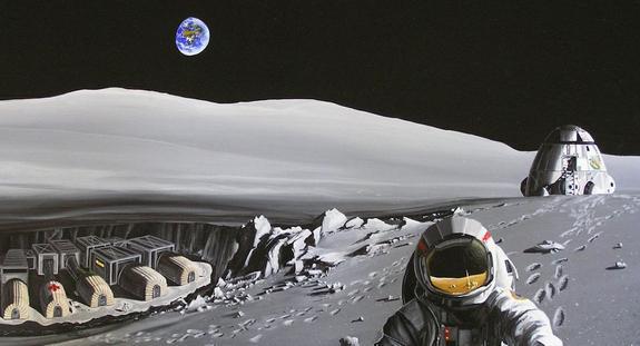 Лунная программа России обрела конкретные очертания